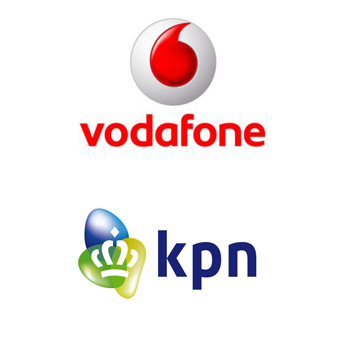 KPN en Vodafone verlagen hun roamingtarieven