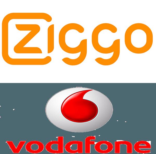 Fusie Ziggo en Vodafone