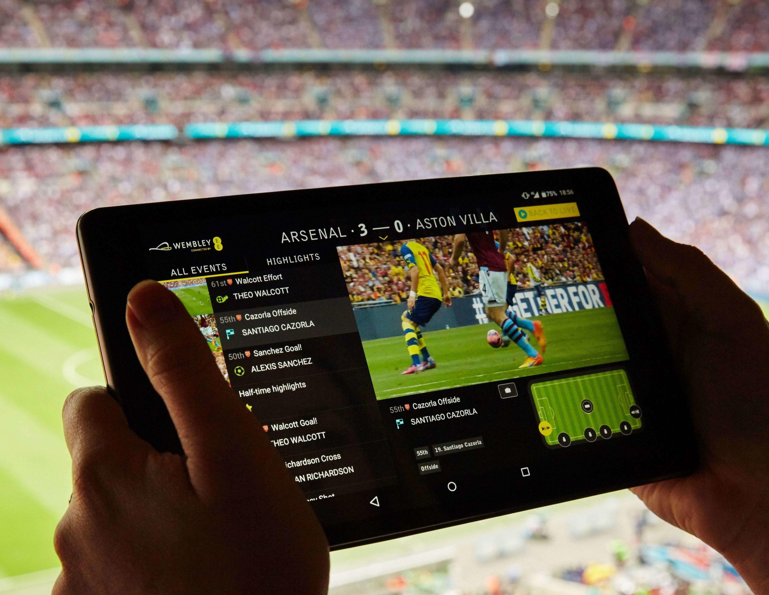 Providers moeten LTE Broadcast aanbieden